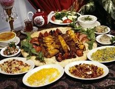 Ariana restaurant 2 midlothian rd in london restaurant for Aria persian cuisine