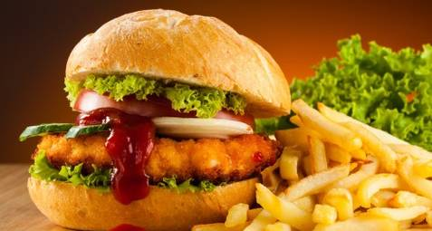 Fast food restaurants in Antalya