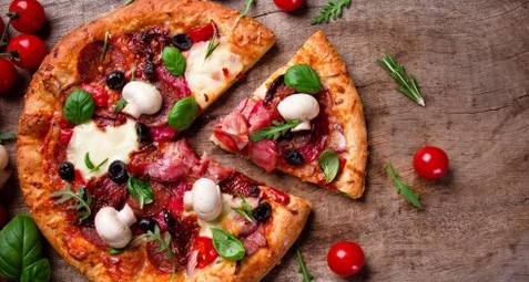 Pizza restaurants in Minsk