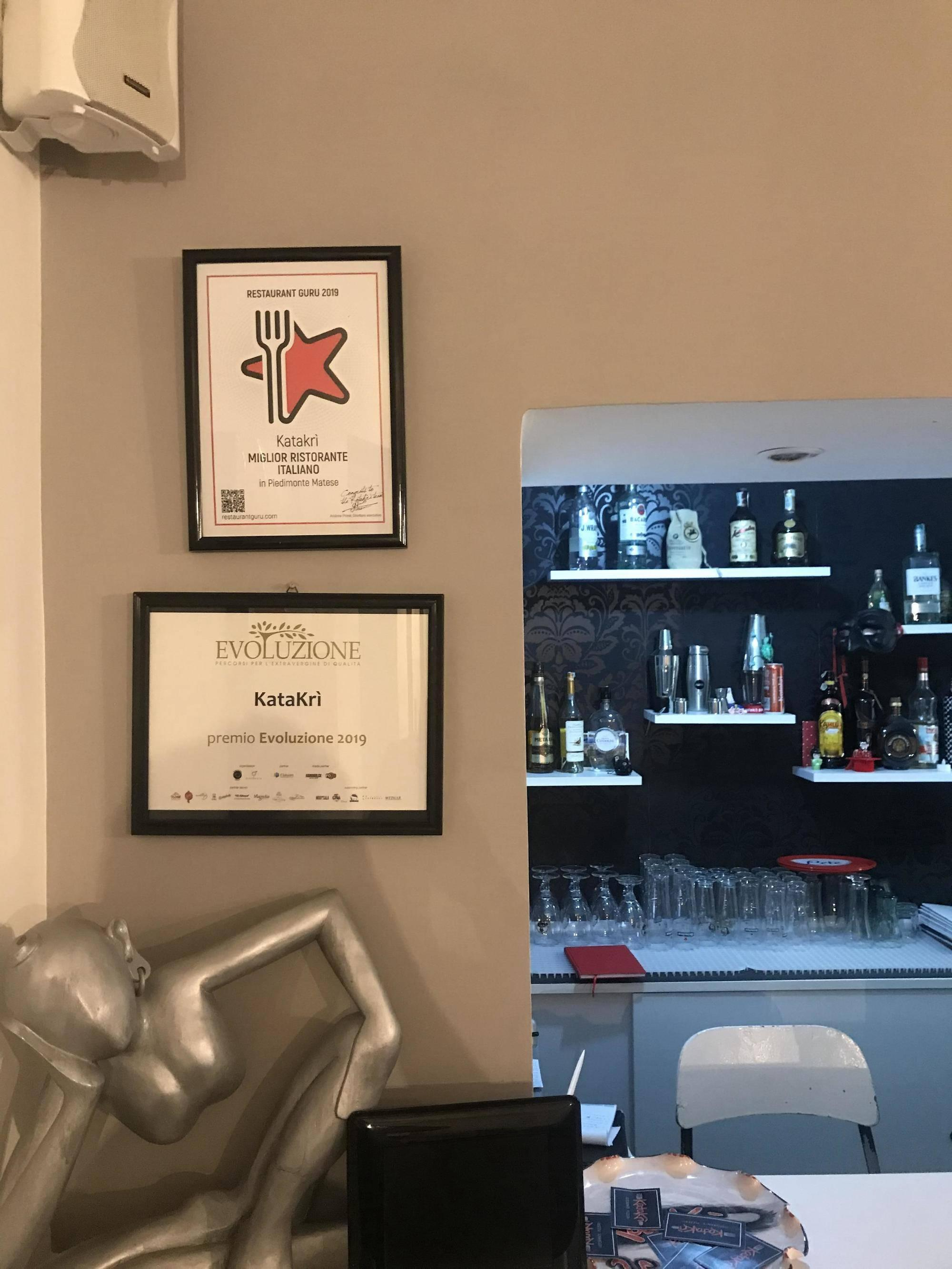Katakrì award