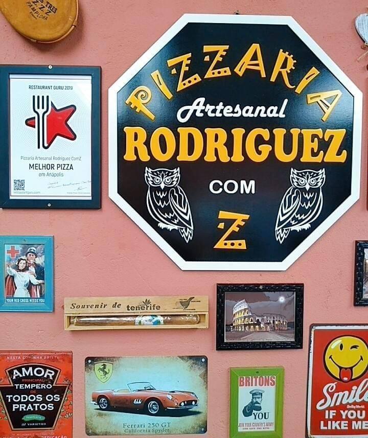Pizzaria Artesanal Rodriguez ComZ award
