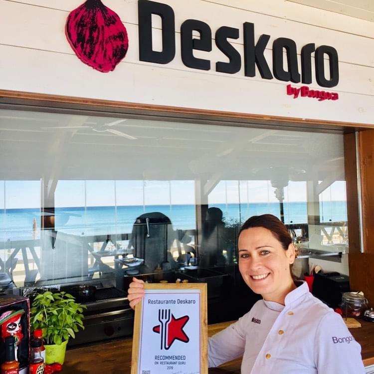 Deskaro award